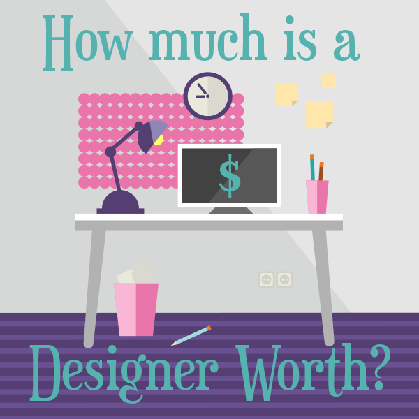 How much is a designer worth?